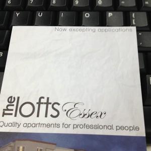 The Lofts Essex