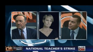 Teacher's Strike