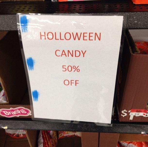 holloween candy