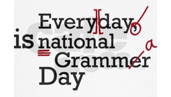 was started grammar