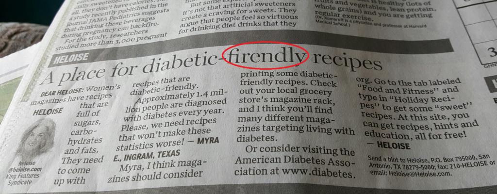 diabetic-firendly