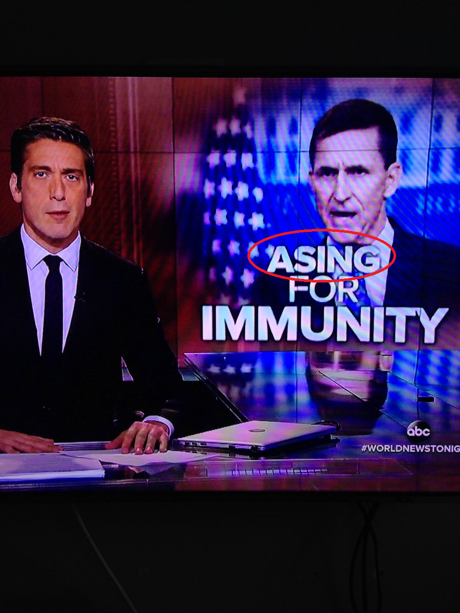 Asing for Immunity