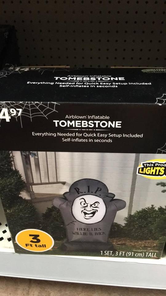 Tomebstone