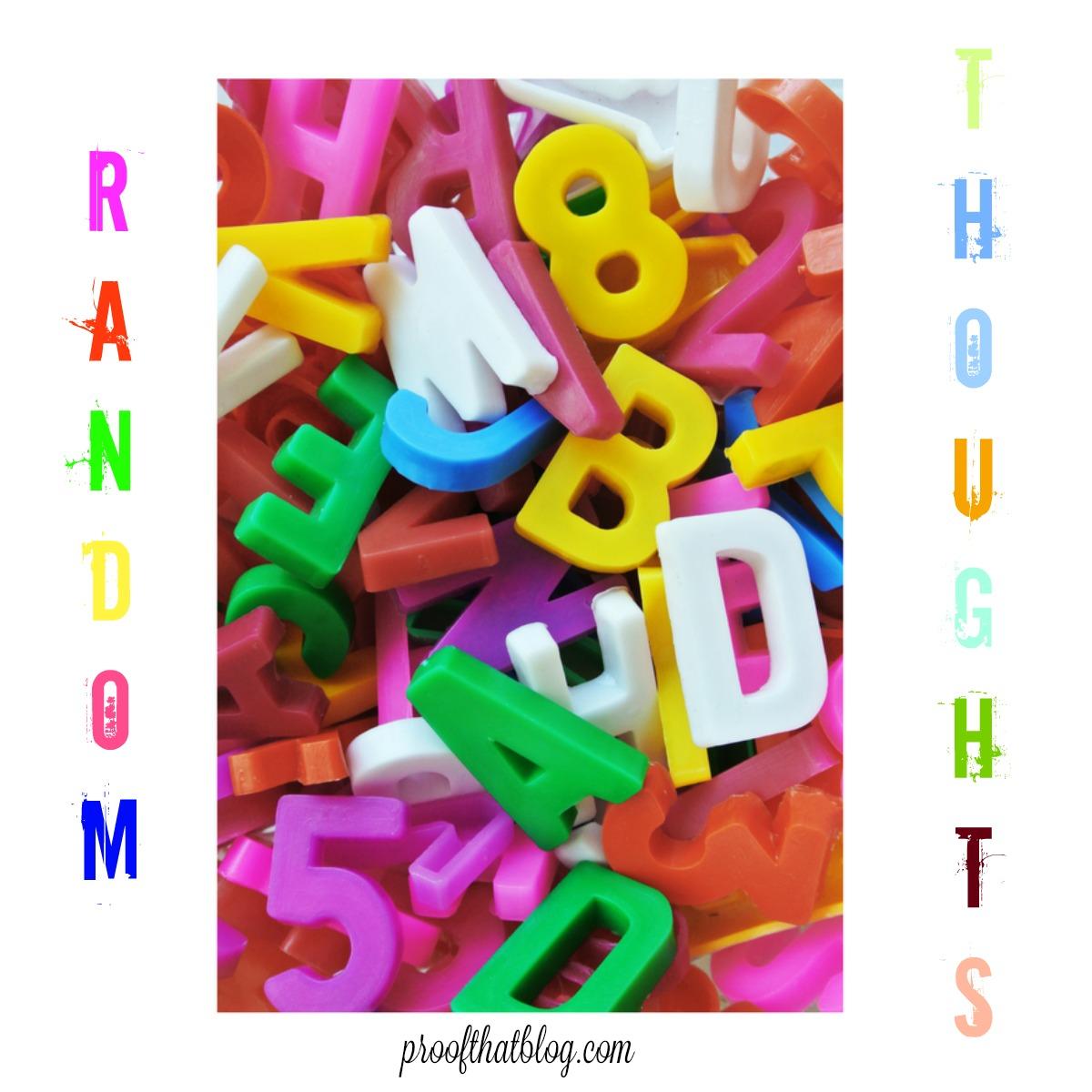 RandomThoughts
