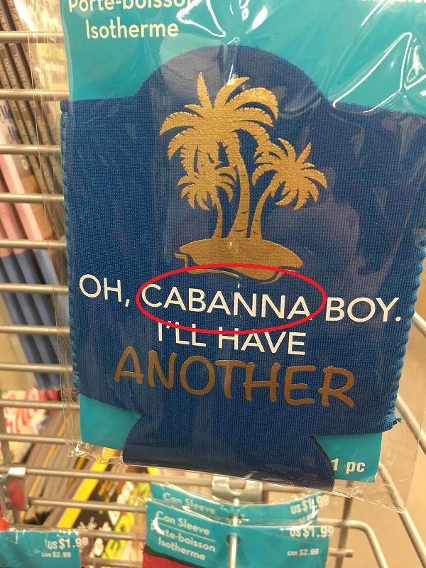 Cabanna boy