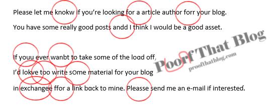60 blog comment